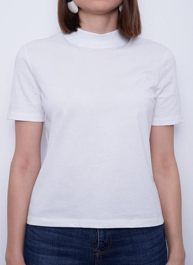 Take7 Tişört Beyaz